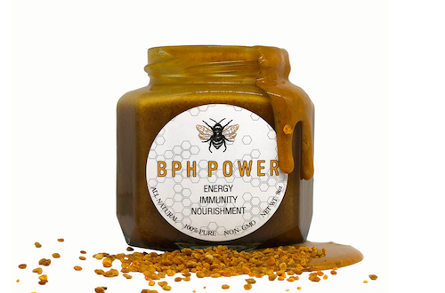Top 4 Health Benefits of Raw Honey and Bee Pollen Blend