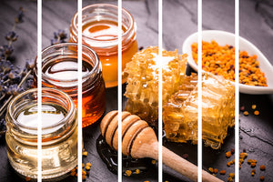 A Jar of Raw Tupelo Honey