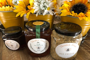 Finest raw honey in Florida