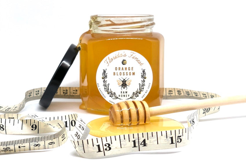 CAN HONEY HELP LOSE WEIGHT?