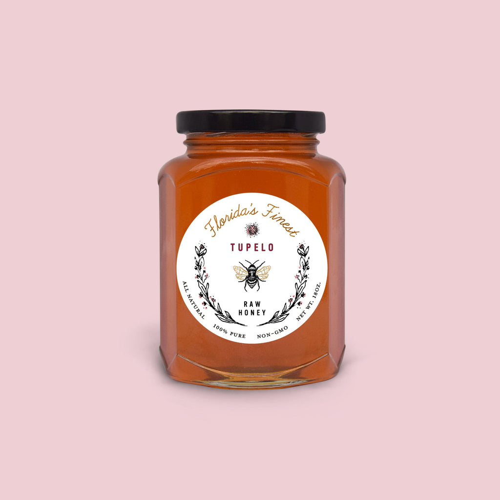 Raw Tupelo Honey is low on the glycemic index, mother nature's best sweetener that can be enjoyed by all.  Doesn't spike blood sugar levels.