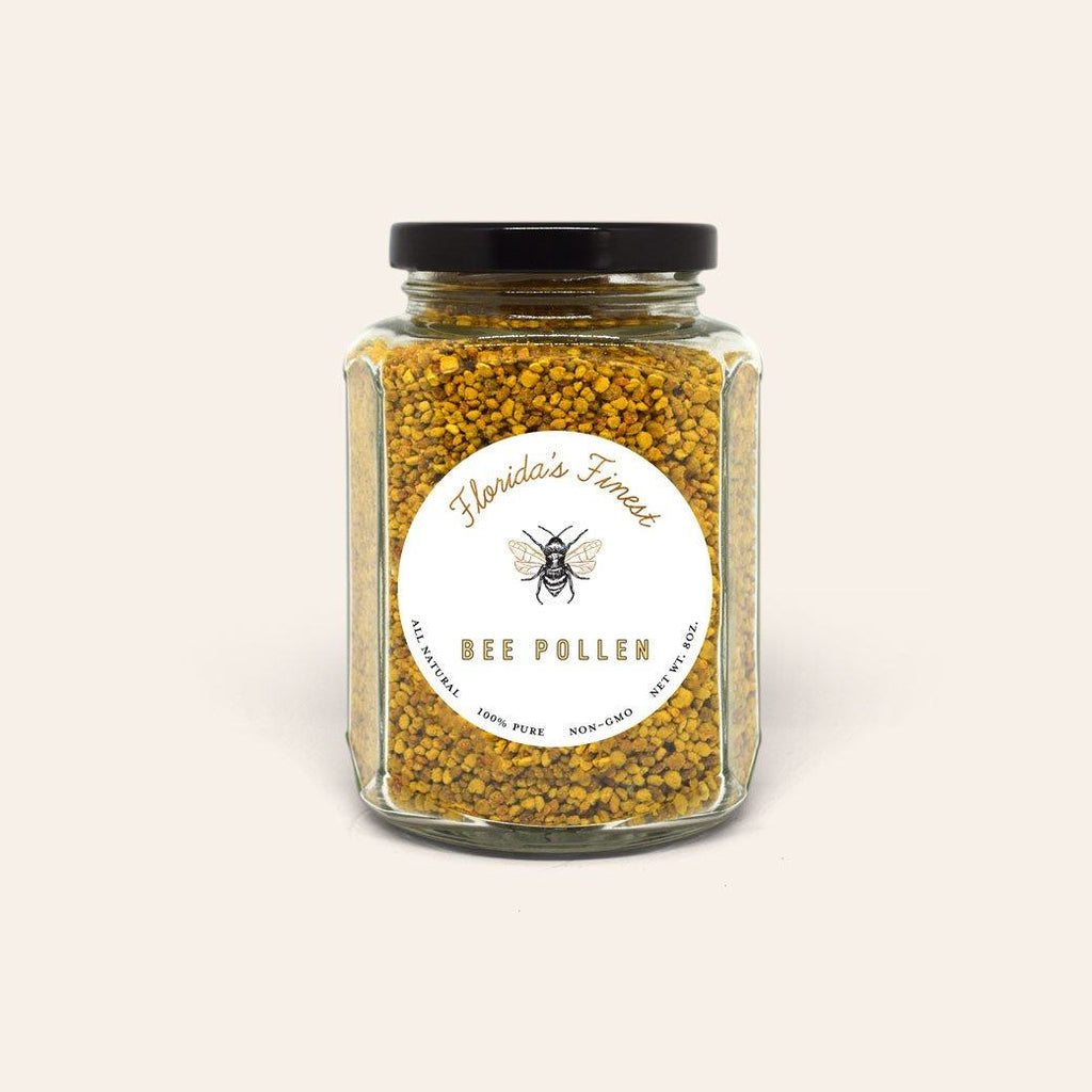 Bee Pollen Granules - Florida's Finest Raw Honey