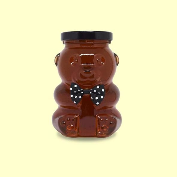 Bear and Honey. Excellent source of antioxidants, enzymes and vitamins packed in a glass bear jar.  Great treat for that special someone.