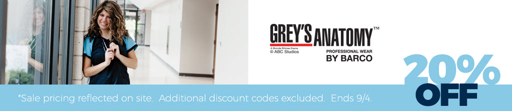20% off Greys Anatomy