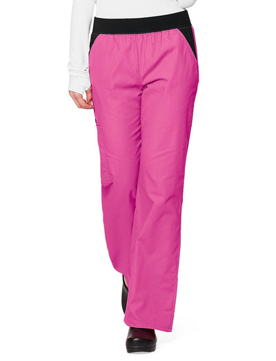Cherokee Flexibles Flare Leg Pull-On Scrub Pant