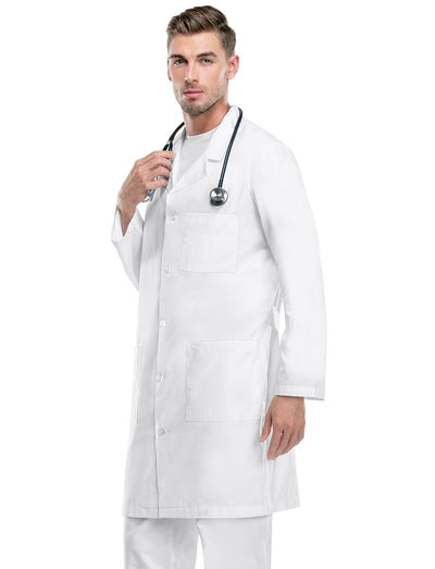 Cherokee Med Man Mens 40in Lab Coat