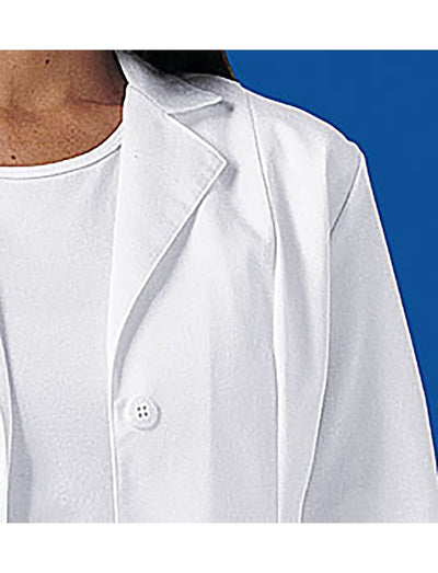 Cherokee Basics 30in 3/4 Sleeve Lab Coat