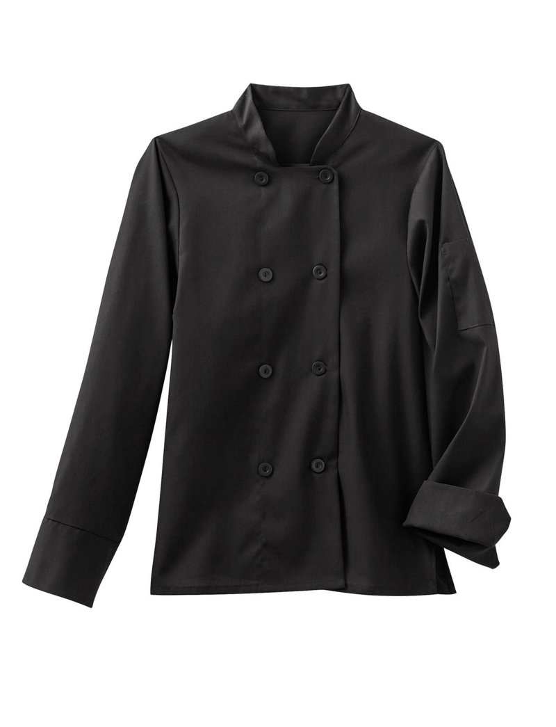 Five Star Chef Apparel Ladies 8 Button Chef Jacket