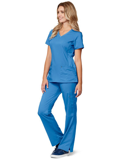 Healing Hands Purple Label Juliet Scrub Top