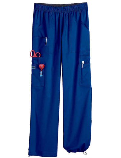 Cherokee Workwear Core Stretch Mid Rise Pull-On Scrub Pant