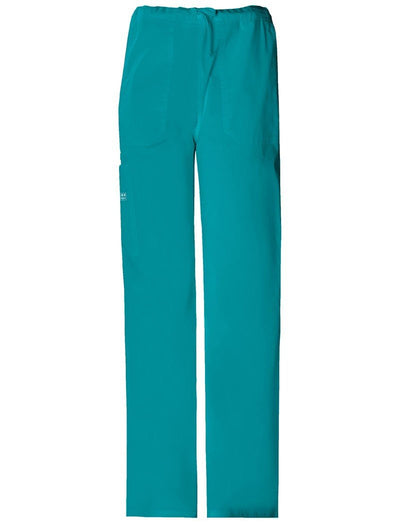 Cherokee Workwear Core Stretch Unisex 5-Pocket Cargo Scrub Pant