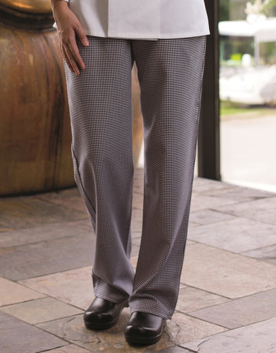Uncommon Threads Womens Chef Pant
