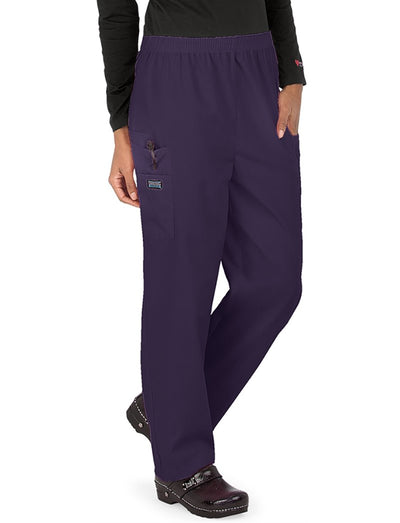 Cherokee Workwear Original Tapered Leg Pull-On Scrub Pant