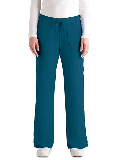 Grey's Anatomy 4-Pocket Cargo Scrub Pant