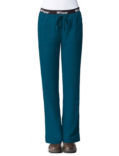 Grey's Anatomy Active 3-Pocket Logo Waist Pant