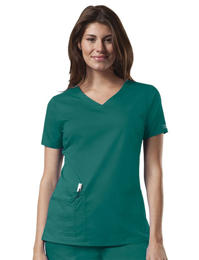 Cherokee Workwear Core Stretch V-Neck Scrub Top