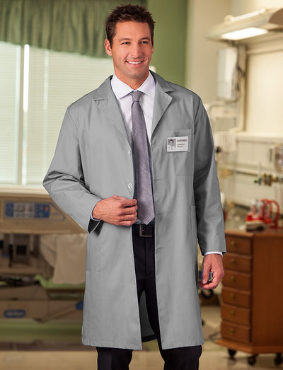 Meta Labwear Unisex 40in Lab Coat