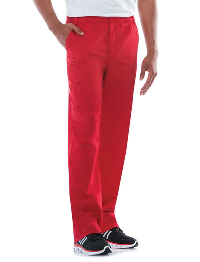 Dickies EDS Mens Zip Fly Pull-On Scrub Pant