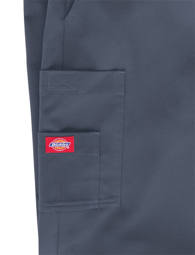 Dickies Xtreme Stretch Mens Zip Fly Pull-On Scrub Pant