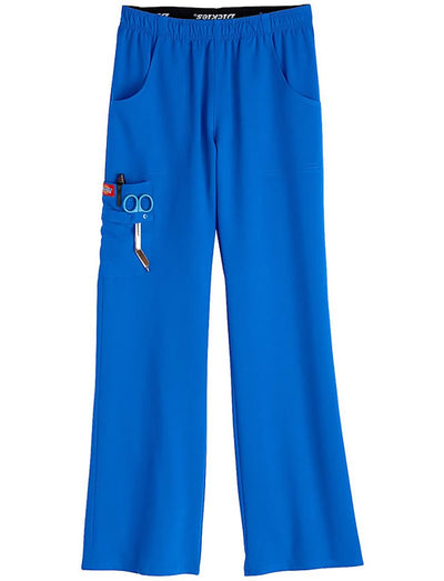 Dickies Xtreme Stretch Flare Leg Pull-On Scrub Pant