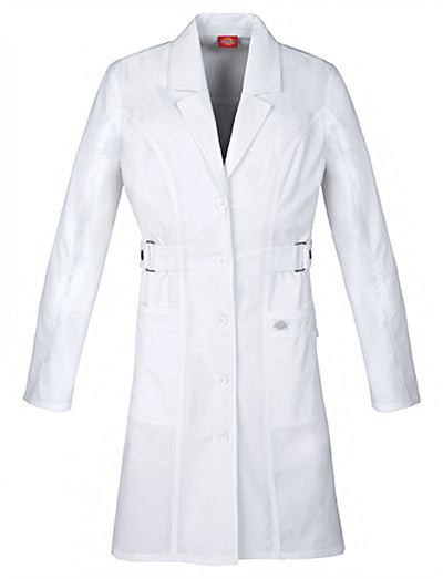 Dickies Gen Flex 36in Lab Coat with Adjustable Waist