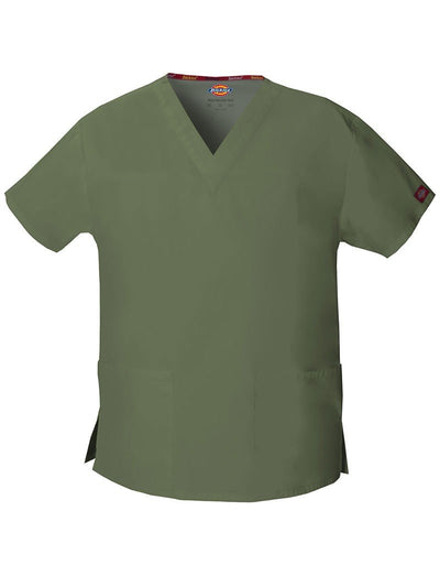 Dickies EDS V-Neck Scrub Top