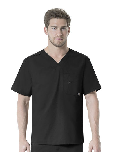 Carhartt Rockwall Men's Multi-Pocket Scrub Top