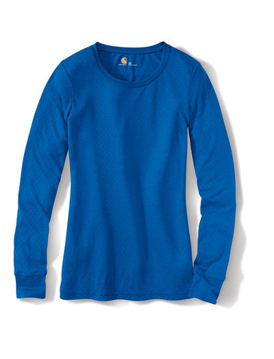 Carhartt Classics Long Sleeve Burnout Jersey Tee