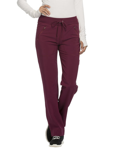 Cherokee Infinity Antimicrobial Tapered Leg Scrub Pant