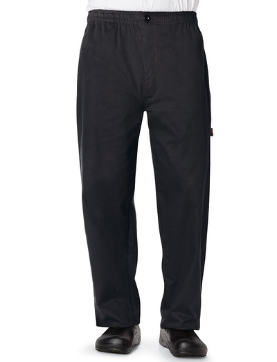 Dickies Chef Mens Traditional Baggy Zipper Fly Chef Pant