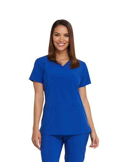 Dickies EDS Essentials V-Neck Scrub Top