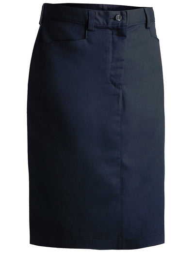 Edwards Ladies 25 Inch Chino Skirt