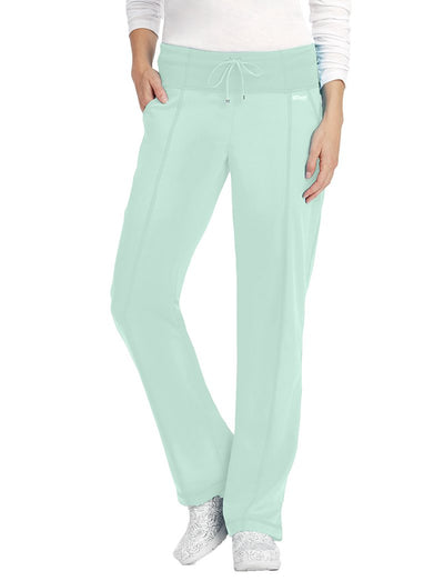 Grey's Anatomy Active 4-Pocket Knit Waist Scrub Pant