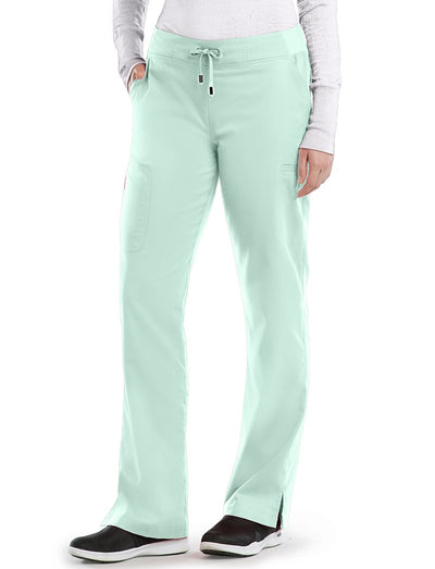 Grey's Anatomy 6-Pocket Tie Front Scrub Pant