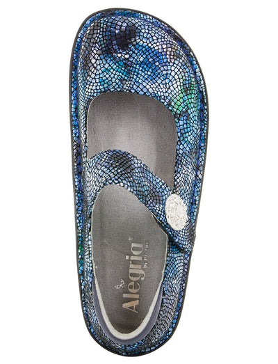 Alegria Fandamonium Blues Paloma Mary Jane Shoe