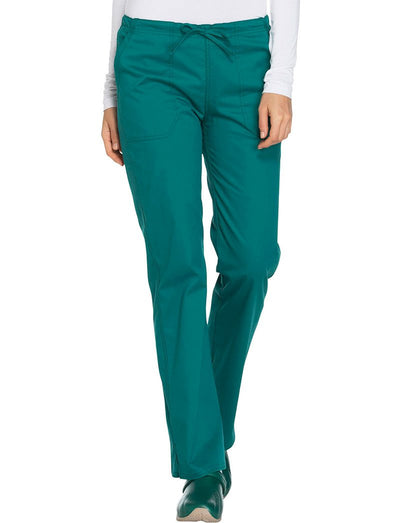 Cherokee Workwear Core Stretch Straight Leg Scrub Pant