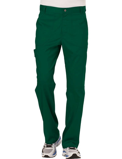 Cherokee Workwear Revolution Mens Fly Front Scrub Pant