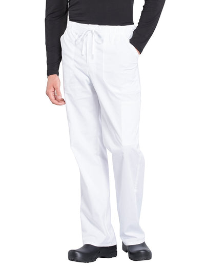 Cherokee Workwear Professionals Mens Tapered Leg Scrub Pant