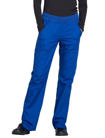 Cherokee Workwear Originals Straight Leg Pull-On Scrub Pant