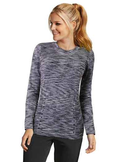Grey's Anatomy Impact Space Dye Knitted Tee