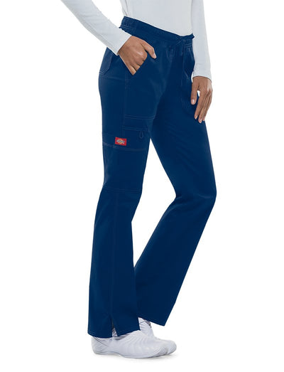 Dickies Gen Flex Straight Leg Pull-On Scrub Pant