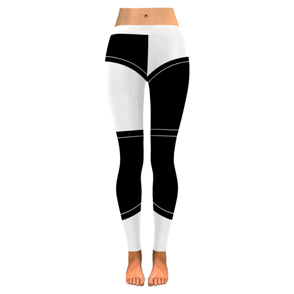 LEGGINGS FUTURISTIC ONEPOSITION - Novashion