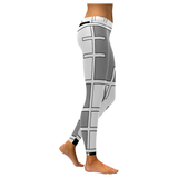 LEGGINGS FUTURISTIC WBG L05 - Novashion