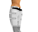 LEGGINGS FUTURISTIC WBG L05