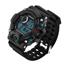 Kids Tactical Led Digital Watch
