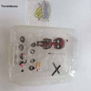 10CM Deadpool PVC Action Figure
