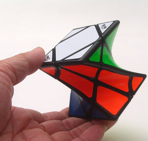 Newest QiYi MoFangGe Twisty Skew Cube