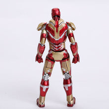 Iron Man Mark with Sofa PVC Action Figure