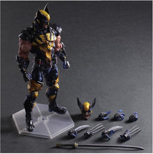 28 cm The Wolverine Action Figure Collectable