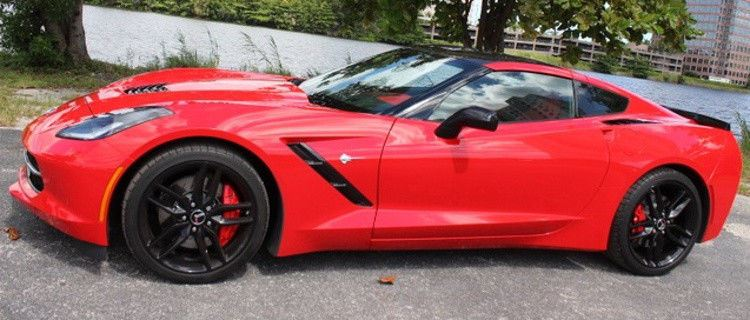 Corvette Red Basecoat + Reducer Quart (Basecoat Only) Motorcycle Auto Paint Kit